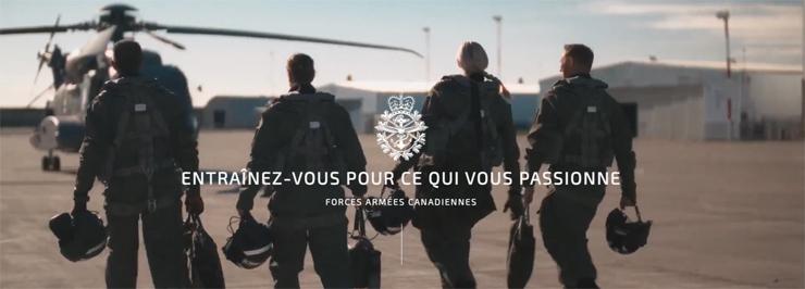 Mission des Forces armées canadiennes